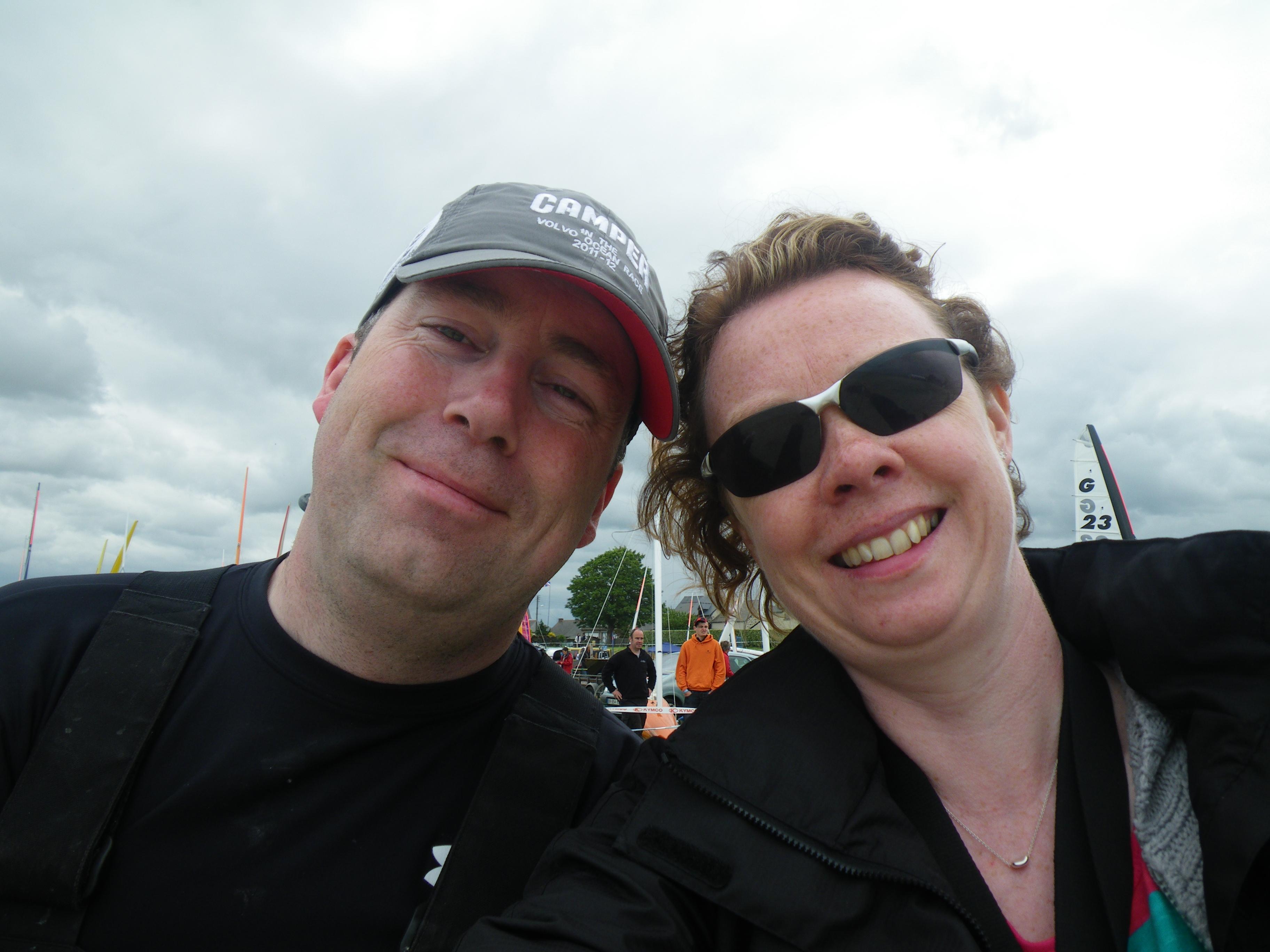 Kite Buggy Racing