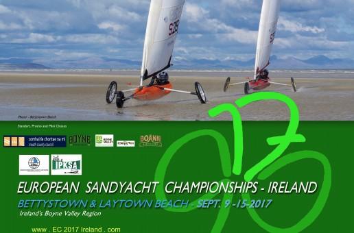 European Sandyacht Championships 2017, in IRELAND