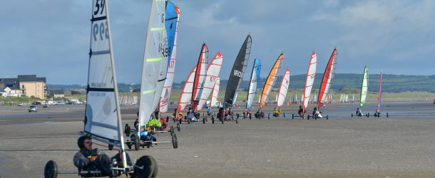 CocaCola 52nd European Sandyacht Championships – Co Meath Sept 2017